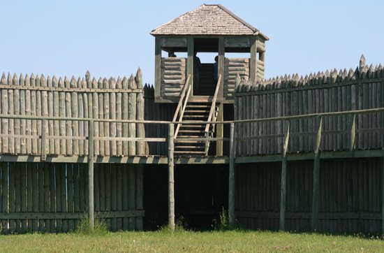 Colonial Michilimackinac: Fort