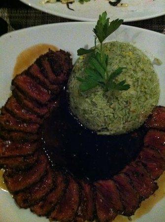 Ginger Asian Kitchen and Bar : super bon plat