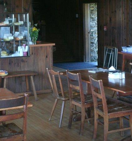 Bascom Lodge : Dining area