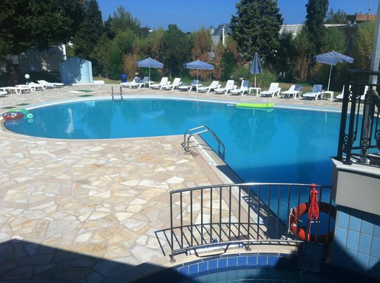 Palmyra Hotel : piscina 2