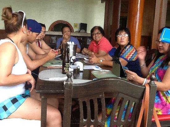 Boracay Royal Park Hotel: restaurant