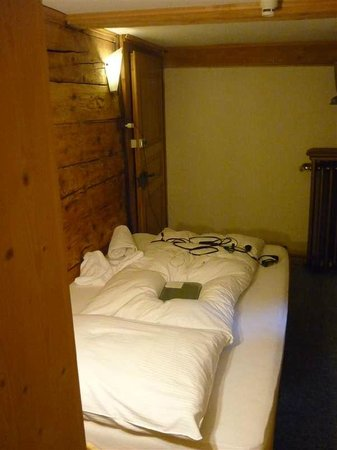 The Rustico Hotel: view of bedroom