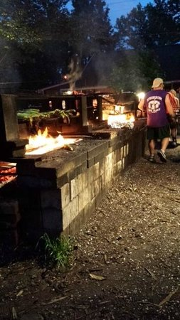The Place: Corn on the Grill