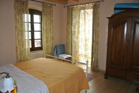 "Residence Fondo la Campagnola: Schlafzimmer Appartement ""Melograno"""