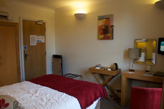 Regent Hotel: Room 110 (small double)
