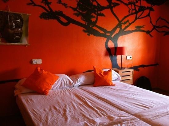 La Casa Verde: Africa's room