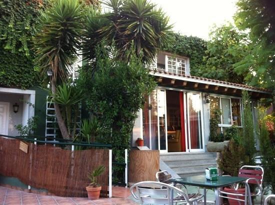 La Casa Verde: L'ingresso