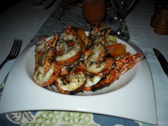 Tasty's Restaurant: Crayfish