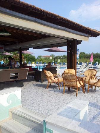 Seaside Resorts: Bar