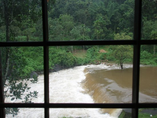Ripples N Rocks Homestay: A view from our room