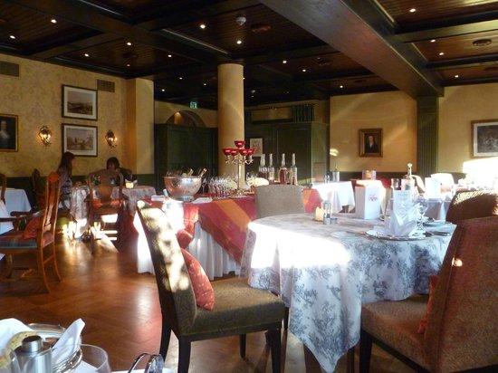 Hardenberg BurgHotel: Gourmet Restaurant Novalis