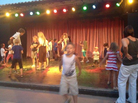Daphnila Bay Thalasso: αμφιθέατρο
