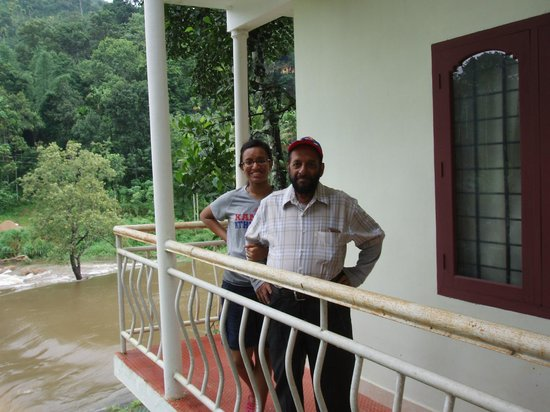 Ripples N Rocks Homestay: happy to be at home