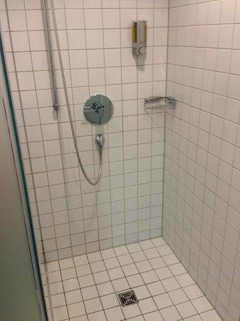 GOLD INN Adrema Hotel: Ducha del baño