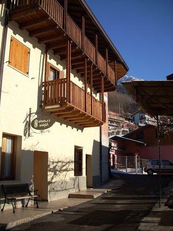 Trattoria Alpina Villa di Lozio