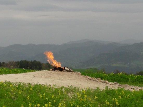 Vulcano Monte Busca