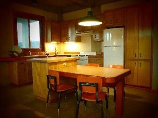 Montesino Ranch Studios: View of  the studio's kitchen