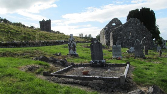 Fore Abbey: History and stories everywhere