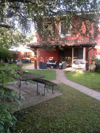 Villa Randelli : esterno