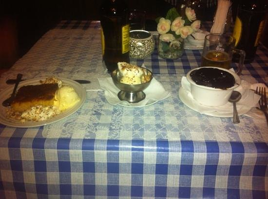 Kyra Frosini Tavern : i famosi dessert