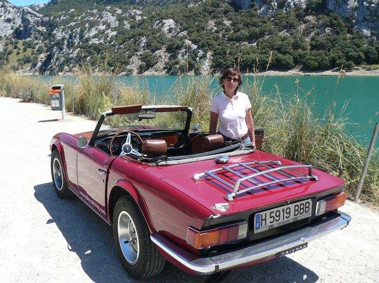 Mallorca Driving - Tour: Es Gorg Blau