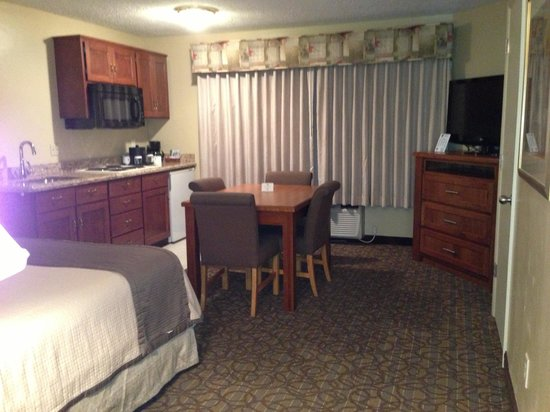 Best Western Driftwood Inn : Room1