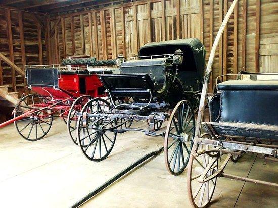 Natchez, MS: Melrose - pojazdy