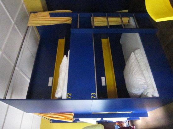 Bed'nBudget Hostel Hannover: Dorm beds