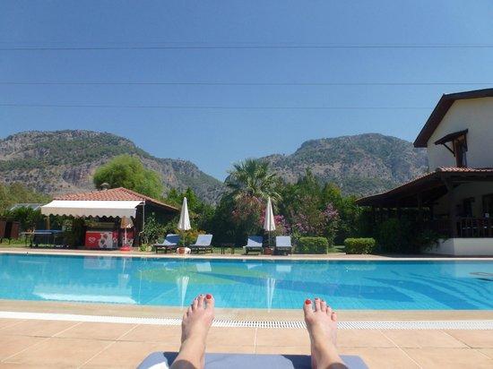 Efe Hotel Gocek : Fabulous views