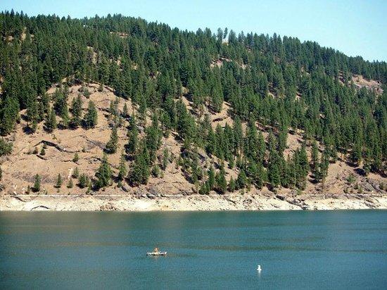 Best Western Lodge At River's Edge : Dworshak Dam