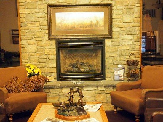 BEST WESTERN PLUS Lodge at River's Edge : Best Western Lodge at River's Edge