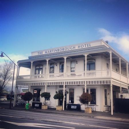The Martinborough Hotel: martinborough hotel