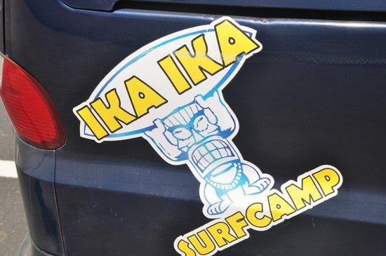 Ika Ika Surf Camp : ika ika