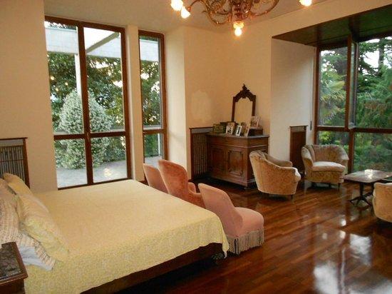 Villa Maria B&B: la master suite
