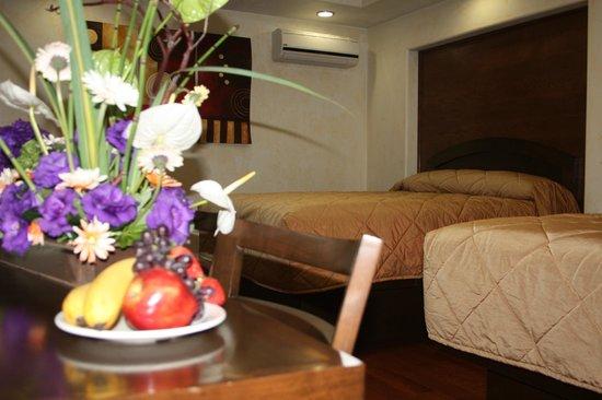 Hotel Mission Inn: Vista habitación