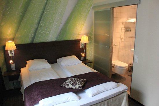 Comfort Hotel Trondheim : Perfektes Stadthotel