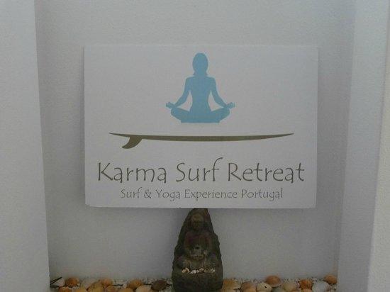 Karma Surf Retreat Lisbon: Karma