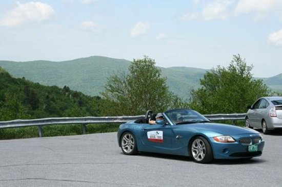 Country Driving Tours of Vermont: Top of the Gap