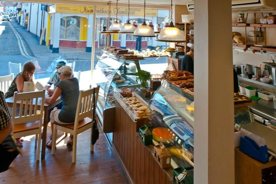 cafe cou cou saffron walden picture of cafe coucou saffron walden tripadvisor. Black Bedroom Furniture Sets. Home Design Ideas