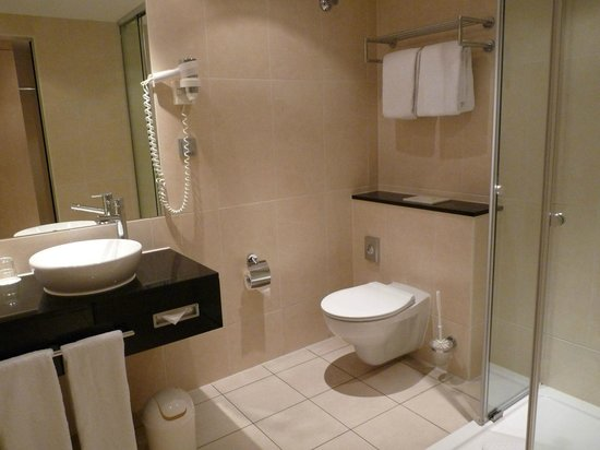 Hotel Lyskirchen : Badezimmer