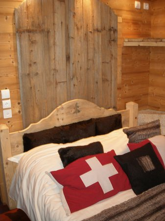 Hotel Arbez Franco-Suisse: chambre 20