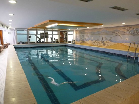 Hotel Lyskirchen : Indoor-Pool