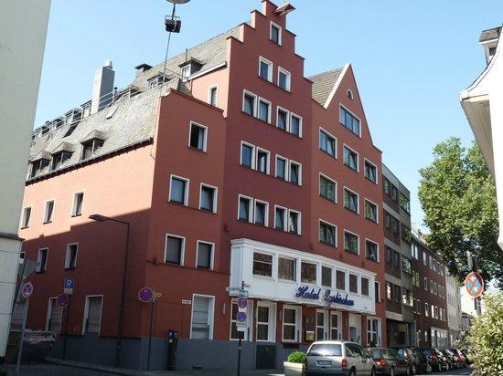 Hotel Lyskirchen : Außenansicht