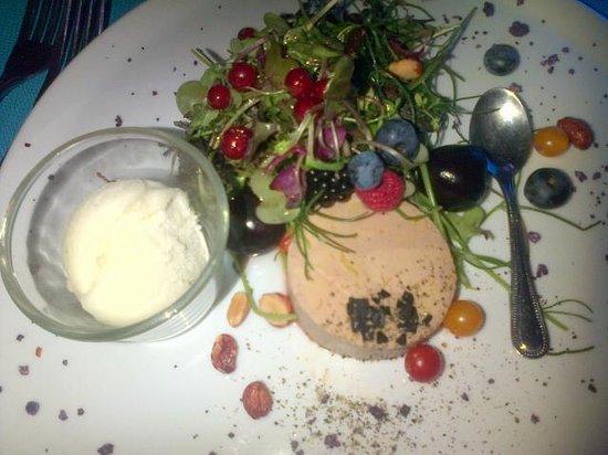 Le Dix-Huitieme : Foie Gras