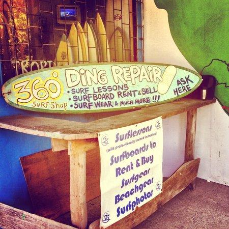 360 Surf Shop & School