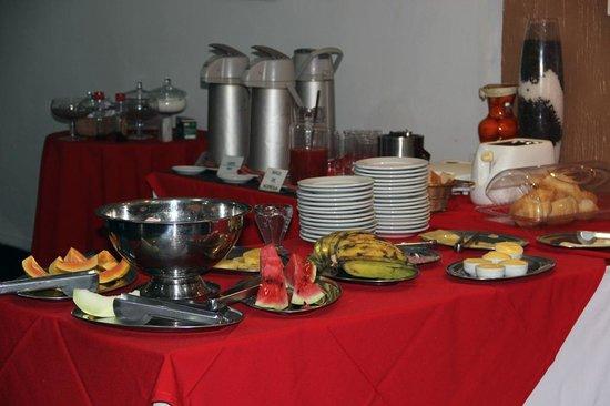 Hotel Manaos : Cafe da Manhã