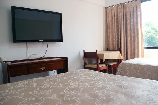 Hotel Manaos: Quarto Triplo