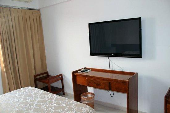 Hotel Manaos: Tvs 42