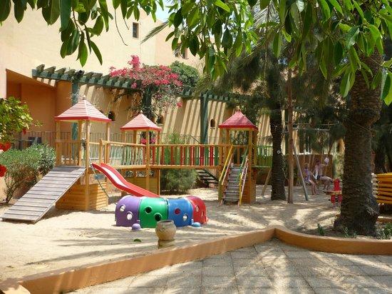 Hotel Vendome El Ksar Resort & Thalasso : Il Parco Giochi