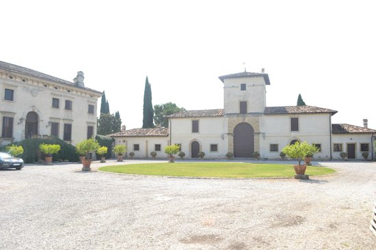 Relais Villa Sagramoso Sacchetti: Villa